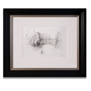 Bridge of Sighs - Anna Gammans - Original Sketch