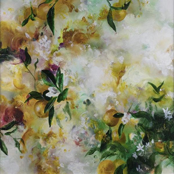 Citrus - Katy Jade Dobson - Original Artwork