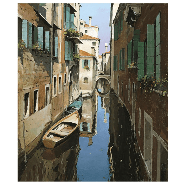 From Ponte Del Forner Venice - Jeremy Barlow - Limited Edition