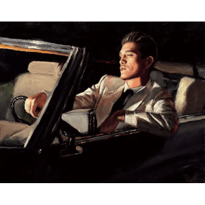 Late Drive II - Fabian Perez - Limited Edition