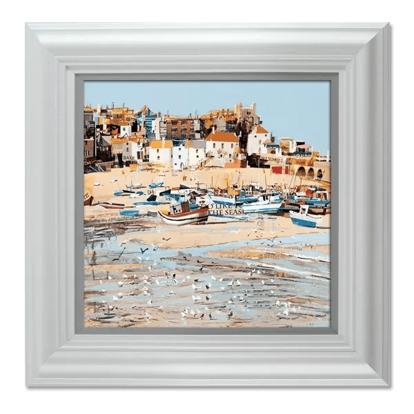 Low Tide St Ives - Tom Butler - Limited Edition