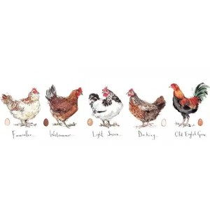 Chickens - Madeleine Floyd - Limited Edition