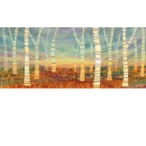 March Of The Birch - Rebecca Vincent - Limited Edition