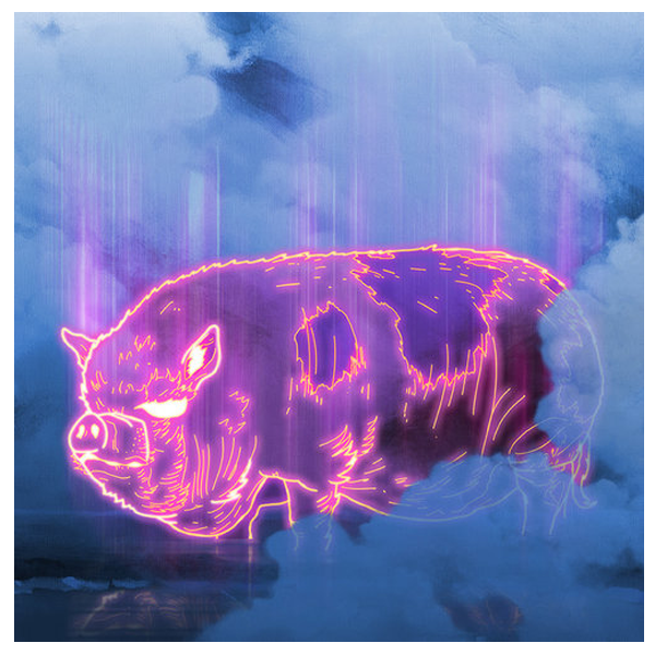 Pig - Tom Lewis - Limited Edition