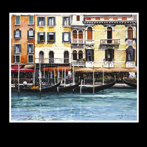 Rialto Venice - Jeremy Barlow - Limited Edition