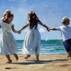 Sunkissed Memories - Sherree Valentine Daines - Limited Edition