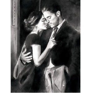 The Train Station V - Fabian Perez - Limited Edition