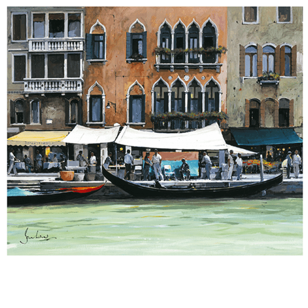 Venetian Facade Venice - Jeremy Barlow - Limited Edition