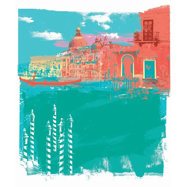 Venice - Kate Miller - Limited Edition
