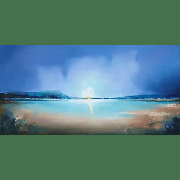 Blue Dawn I - Anna Gammans - Original Artwork