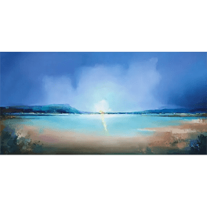 Blue Dawn I - Anna Gammans - Original Artwork