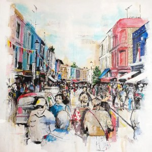 Portobello Road London - Leanne Gilroy - Limited Edition