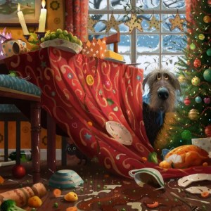Christmas Dinner - Stephen Hanson - Limited Edition