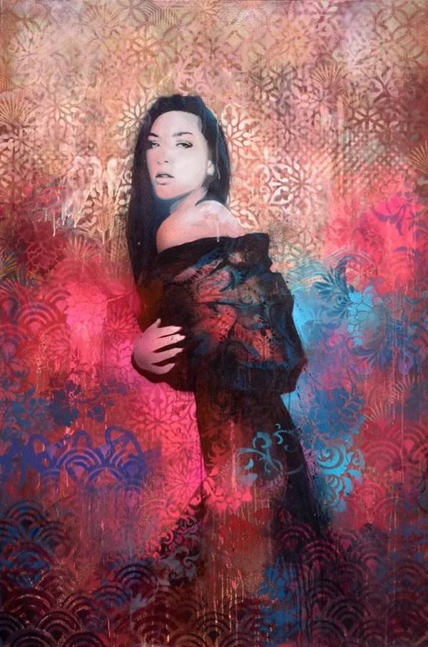Into the Night - Troika - Original Artwork