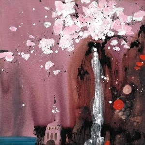 Painted Dreams I - Danielle O'Connor Akiyama - Limited Edition