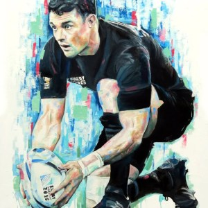 Dan Carter - Leanne Gilroy - Limited Edition
