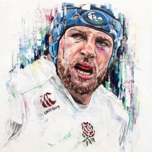 James Haskell - Leanne Gilroy - Limited Edition