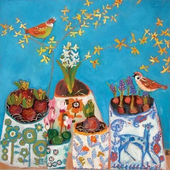 Spring Song - Vanessa Cooper - Limited Edition