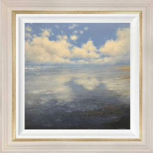 Calm Sea - Tony Hinchliffe - Original Artwork