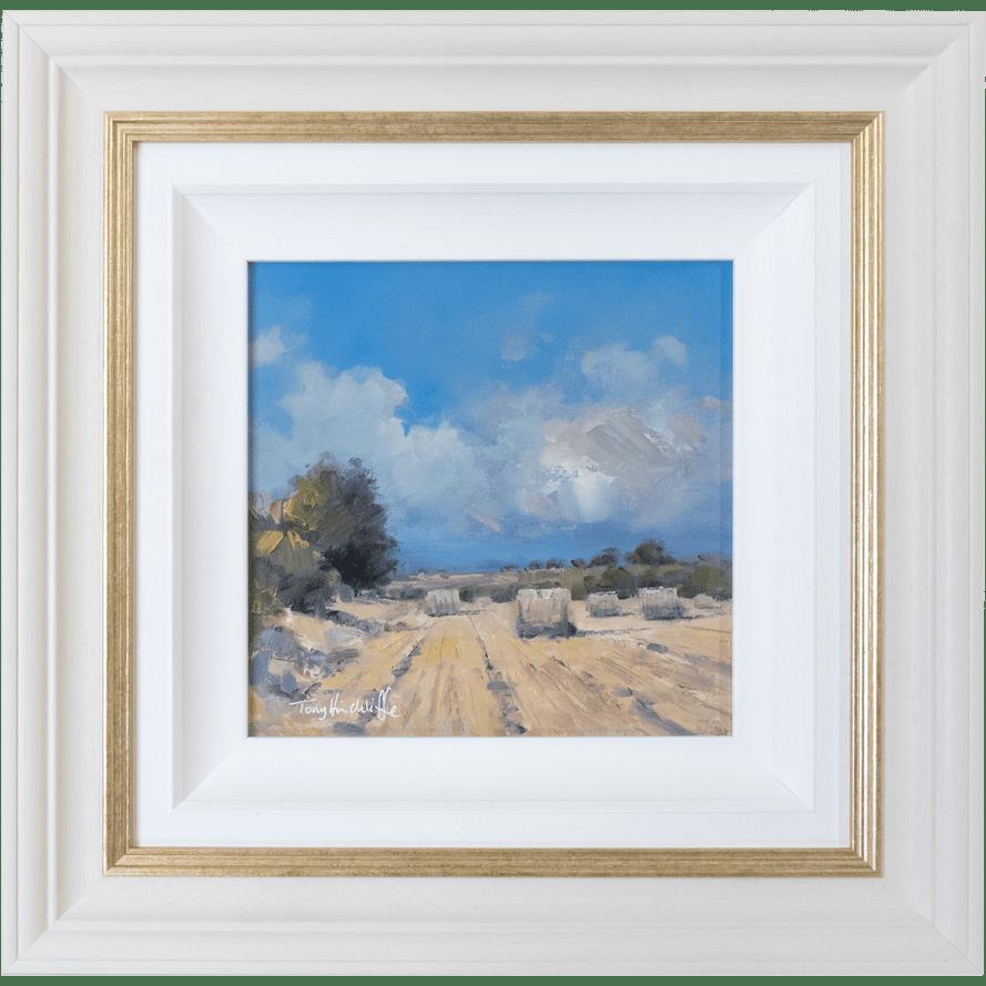 Mid Morning Bail Field - Tony Hinchliffe - Original Artwork