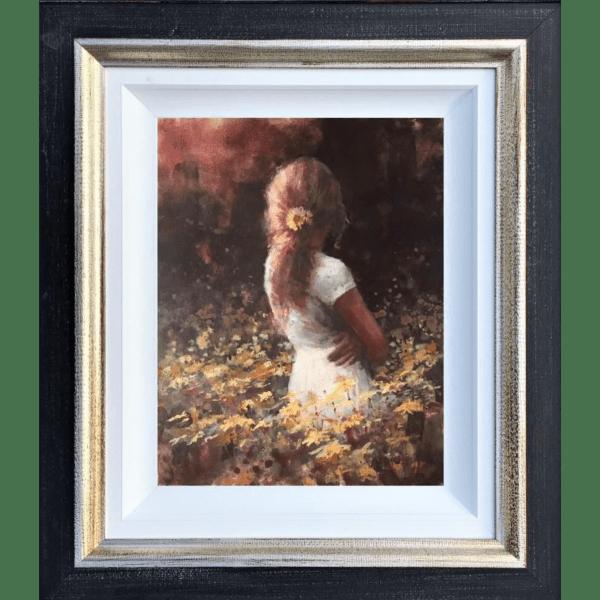 Vanilla Chakra - Tony Hinchliffe - Original Artwork