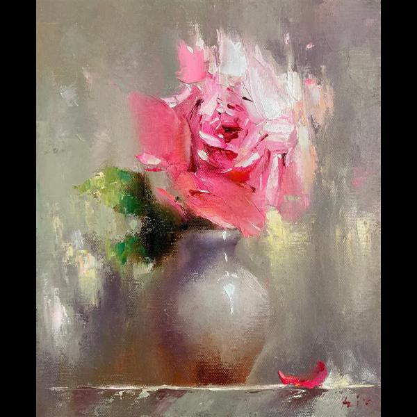 Beauty Within - Aziz Sulaymanov - Original Artwork