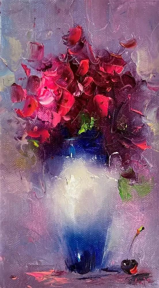 Together Forever - Aziz Sulaymanov - Original Artwork