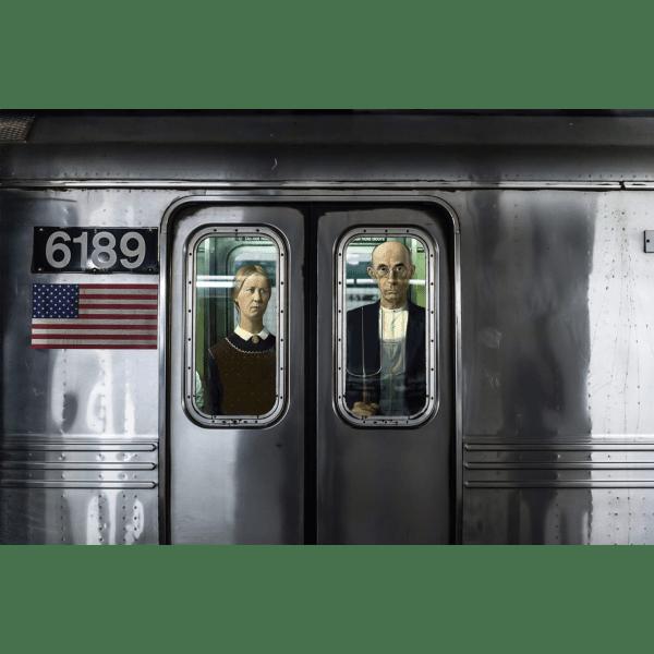 American Gothic – Slasky – Limited Edition