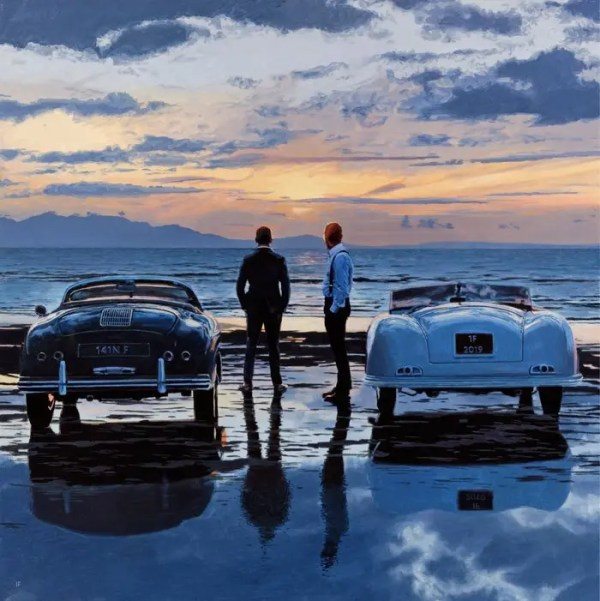 Early Evening Rendezvous - Iain Faulkner - Limited Edition