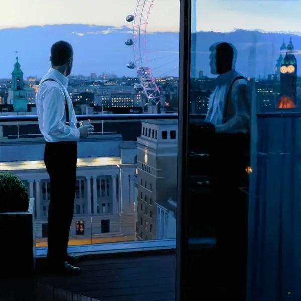 London Evening - Iain Faulkner - Limited Edition