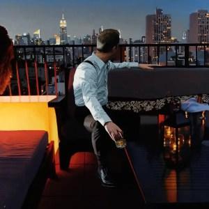 NY View - Iain Faulkner - Limited Edition