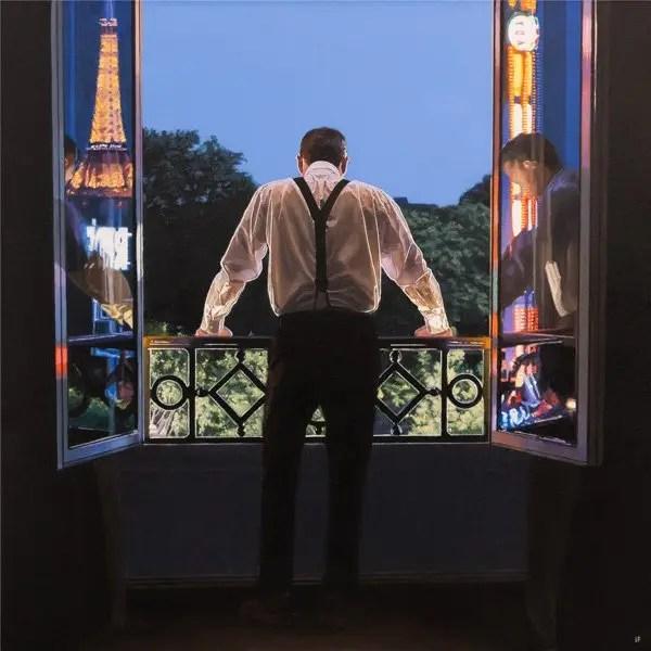 Paris 7.48pm - Iain Faulkner - Limited Edition