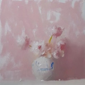 Blush Of Flowers – Neil Carroll – Original Art