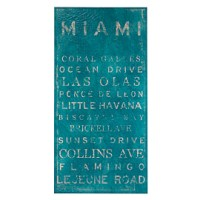 Z Gallerie ART | Miami By ZOEY RILEY