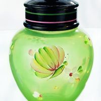 Fenton Art Glass Co. { Made in the USA }