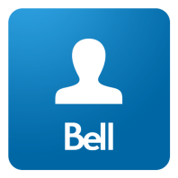 Bell Canada mail icon