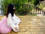 daily meditation posture
