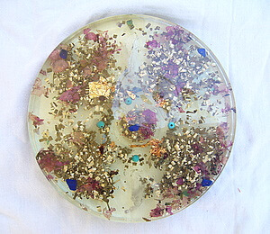 orgone plates, Lightstones Orgone