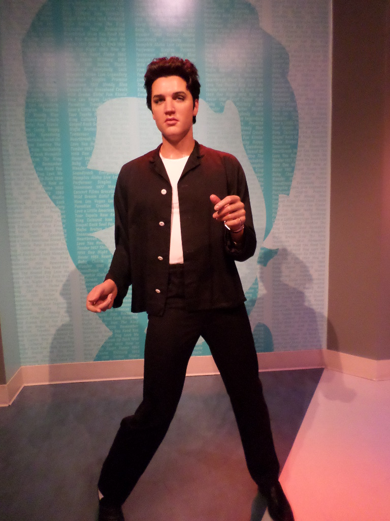 Madame Tussauds Hollywood White Mans Wife