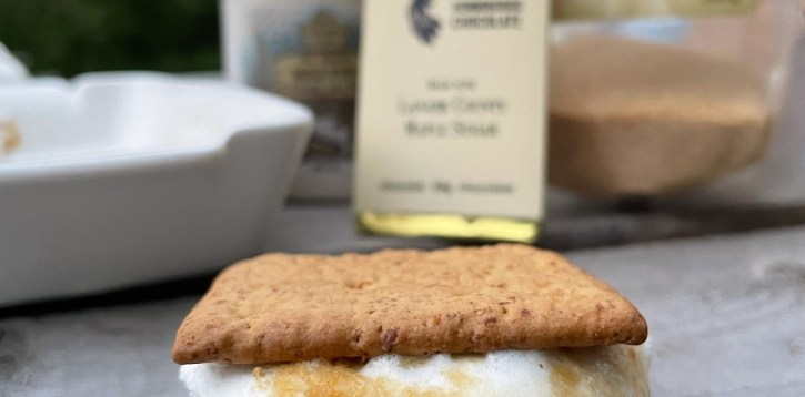 Level Up Your S'mores Game With Maple Sugar!