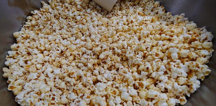 Our Popcorn Story