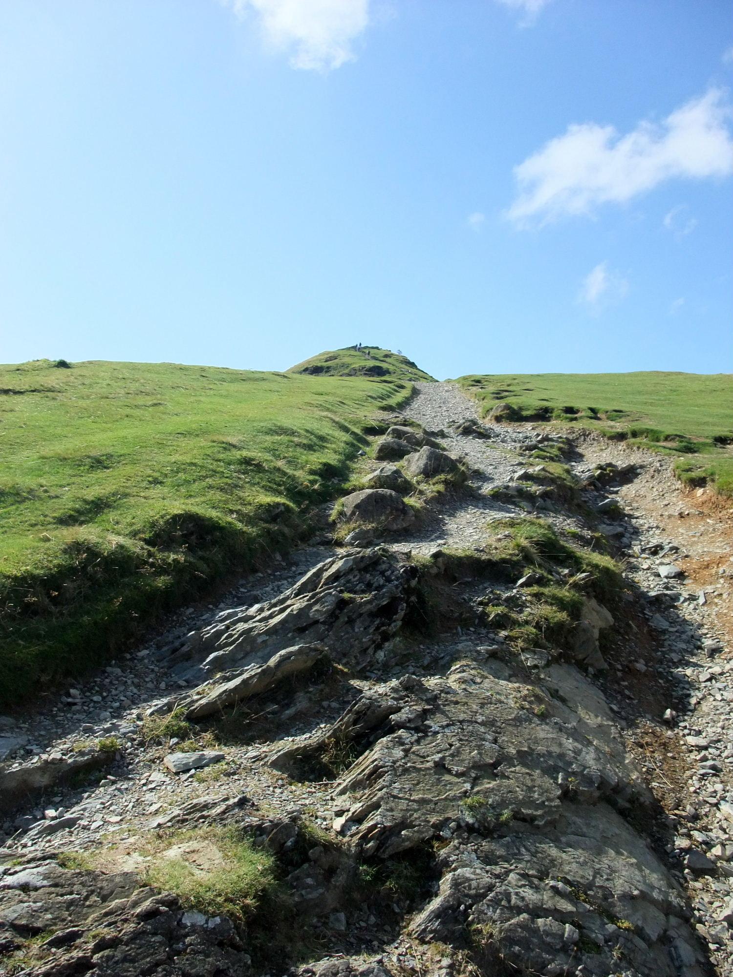 Path to Catbells