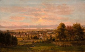 Lake Winnipesaukee by George F. Higgins