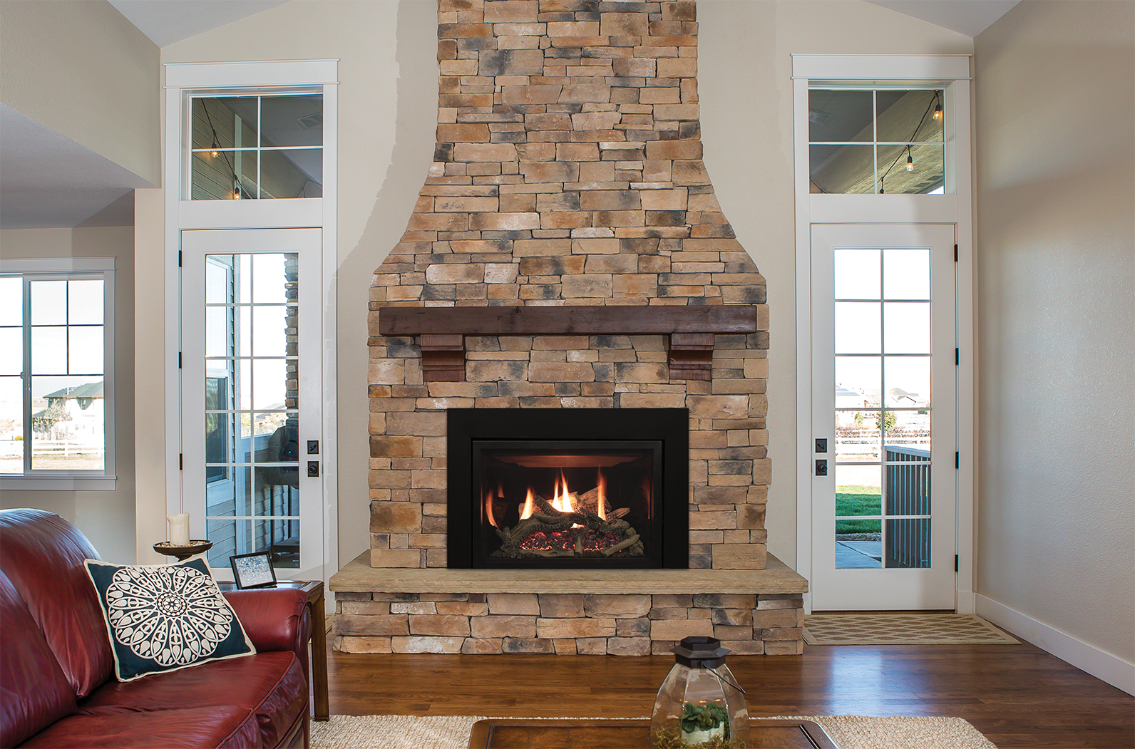 Can I Paint My Gas Fireplace Insert