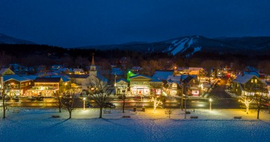 North Conway, NH named #1 Ski Town in US by USA Today/10Best Readers' Choice Awards