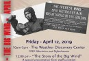 MOUNT WASHINGTON OBSERVATORY TO CELEBRATE THE 85TH ANNIVERSARY OF THE 231 MPH RECORD WIND