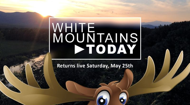 Get ready for the White Mountains!