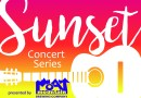 The Sunset Concert Series will occur this Summer at the Theater in the Wood!