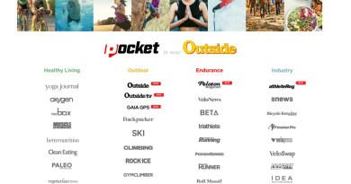 Outside TV acquired by Pocket Outdoor Media