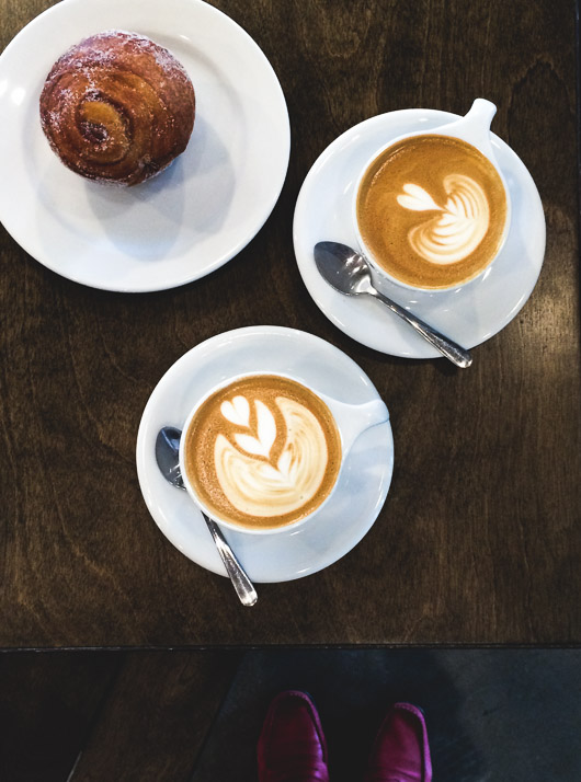 Austin Texas Coffee and Best Restaurants by @whiteonrice